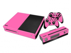 Pink - Xbox One Console Skins