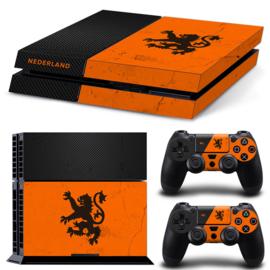 Nederland Premium - PS4 Console Skins