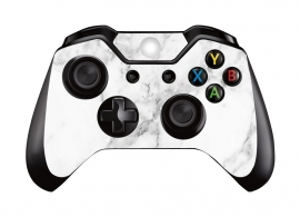 Marmer Wit - Xbox One Controller Skins