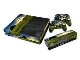 Nature Design - Xbox One Console Skins