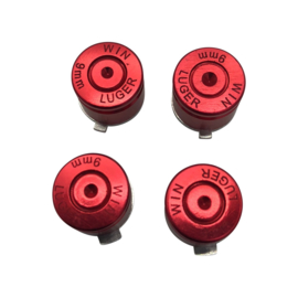 Rood Bullets - PS4 Controller Buttons