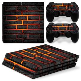 Brick - PS4 Pro Console Skins