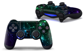 CPU / Mix - PS4 Controller Skins