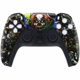 Sony PS5 DualSense Draadloze Controller - Halloween Front Custom