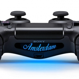 Amsterdam - PS4 Lightbar Skins