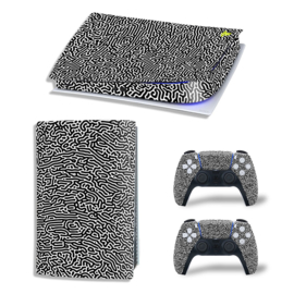 PS5 Console Skins - Cool Gradient Wit