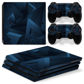 Inception - PS4 Pro Console Skins