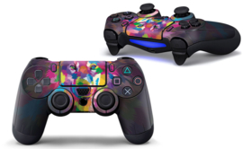 Color Wolf - PS4 Controller Skins