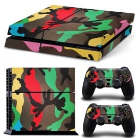 Army Mix - PS4 Console Skins