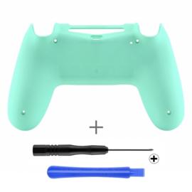 Soft Touch Mint Green (GEN 4, 5) - PS4 Controller Back Shells