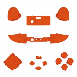 Oranje - Xbox Series Controller Buttons