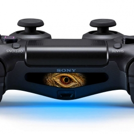 Dragon Eye - PS4 Lightbar Skins