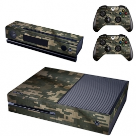 Digital Camouflage - Xbox One Console Skins