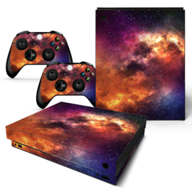 Starry Sky - Xbox One X Console Skins