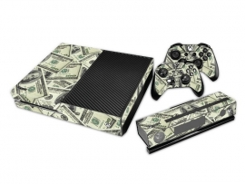 Dollars - Xbox One Console Skins