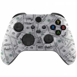 Xbox Series Draadloze Controller - Dollars Custom
