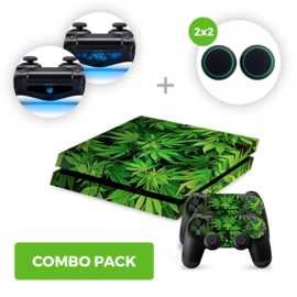 Weed Skins Bundle - PS4 Combo Packs