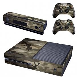 Army Camouflage Flecktarn - Xbox One Console Skins