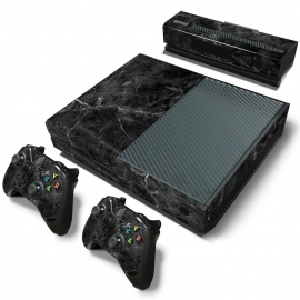 Marble Dark - Xbox One Console Skins