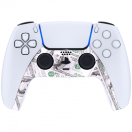 PS5 Controller Behuizing Shell - Dollars - Cover Shell