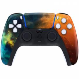 Sony PS5 DualSense Draadloze Controller - Starry Sky Front Custom