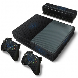 Ballers Blue - Xbox One Console Skins