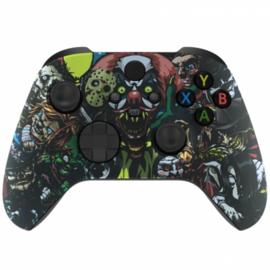Xbox Series Draadloze Controller - Halloween Custom