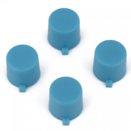 Sky Blue (4 pieces) - PS4 Controller Buttons