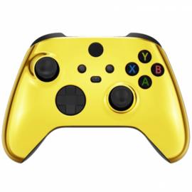 Xbox Series Draadloze Controller - Chrome Goud Custom