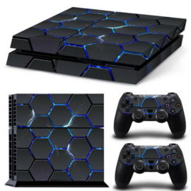 Hex Lightning - PS4 Console Skins