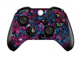 Stickerbomb Premium - Xbox One Controller Skins