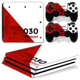 Utrecht Premium - PS4 Pro Console Skins