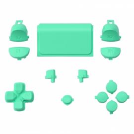 Mintgroen Soft Touch (GEN 4, 5) - PS4 Controller Buttons
