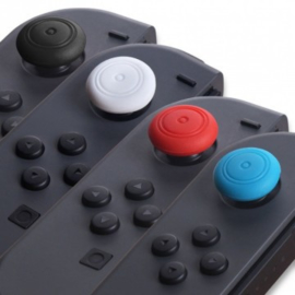 Rood - Nintendo Switch Thumb Grips