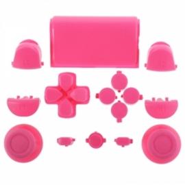 Pink (GEN 1, 2) - PS4 Controller Buttons
