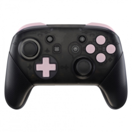 NS Buttons - Lichtroze Soft Touch - Pro Controller Buttons