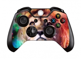 Lion Abstract - Xbox One Controller Skins