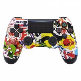 Stickerbomb (GEN 4, 5) - PS4 Controller Shells