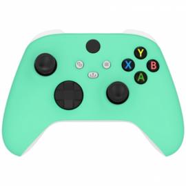 Xbox Series Draadloze Controller - Soft Touch Mintgroen Custom