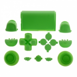 Green (GEN 1, 2) - PS4 Controller Buttons