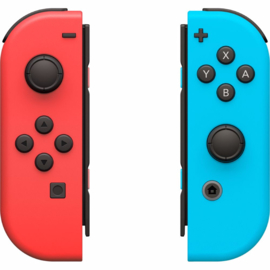 Nintendo Switch Joy-Con Controller Set - Rood / Blauw