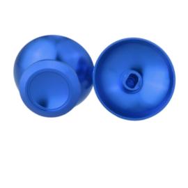 Blauw Aluminium - PS4 Thumbsticks
