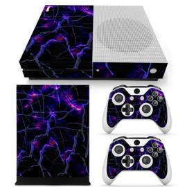 Dark Matter Premium - Xbox One S Console Skins