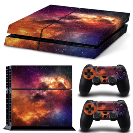 Starry Sky - PS4 Console Skins