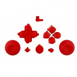Red - Xbox One Controller Buttons