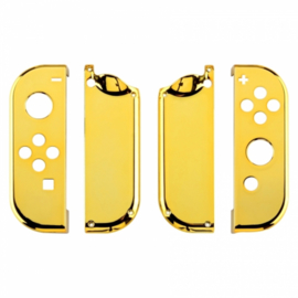 Chrome Gold set - Nintendo Switch Controller Shells
