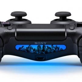 Zombies Horde - PS4 Lightbar Skins