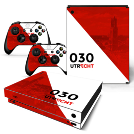 Utrecht Premium - Xbox One X Console Skins