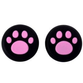 Dog Paw Pink - PS4 Thumb Grips