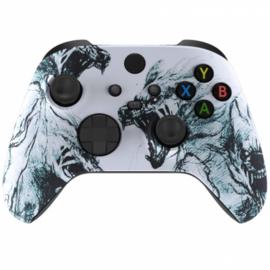Xbox Series Draadloze Controller - Dire Wolf Custom